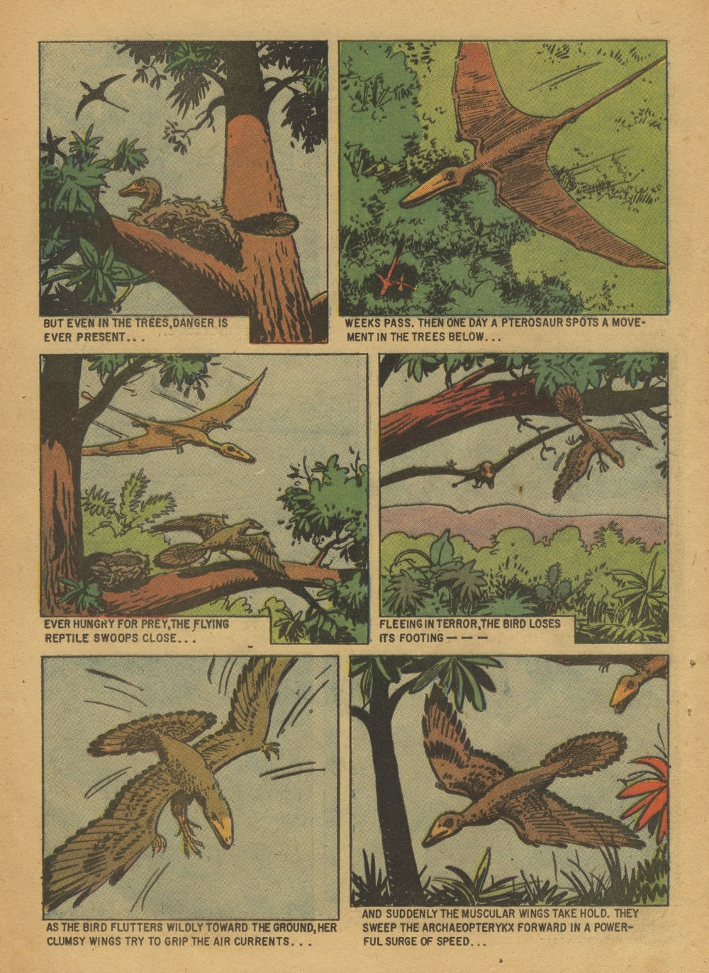 Read online Turok, Son of Stone comic -  Issue #12 - 20