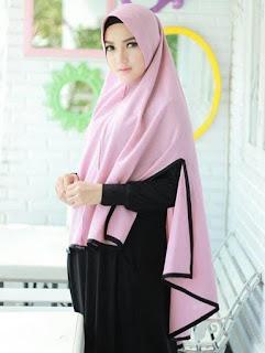 hijab 3d Foto hijab Cantik model IGO Resita Putri dari Garut tend hijab dan jilbab