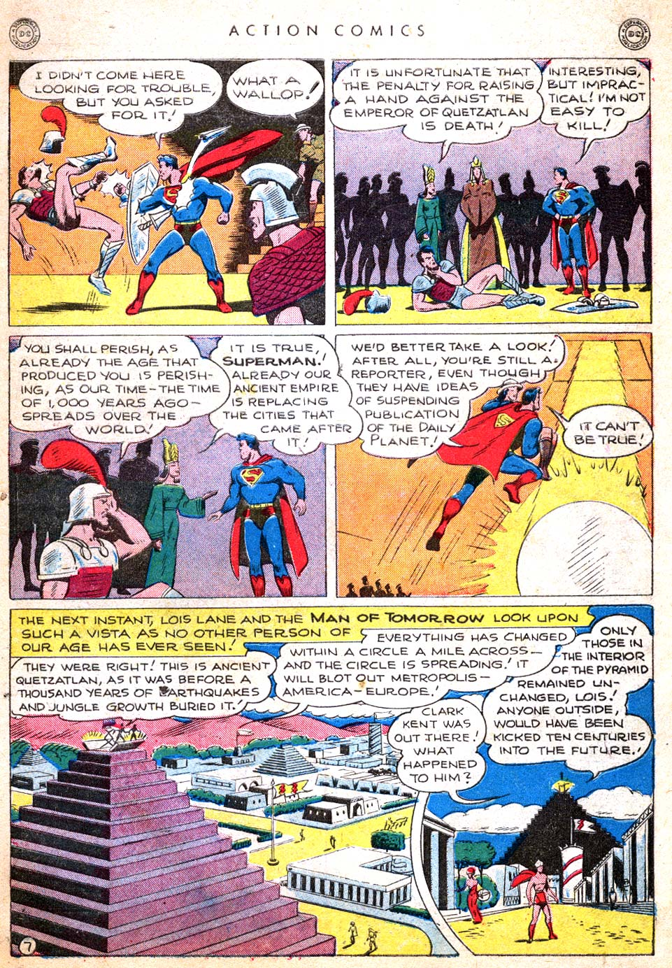 Read online Action Comics (1938) comic -  Issue #103 - 9