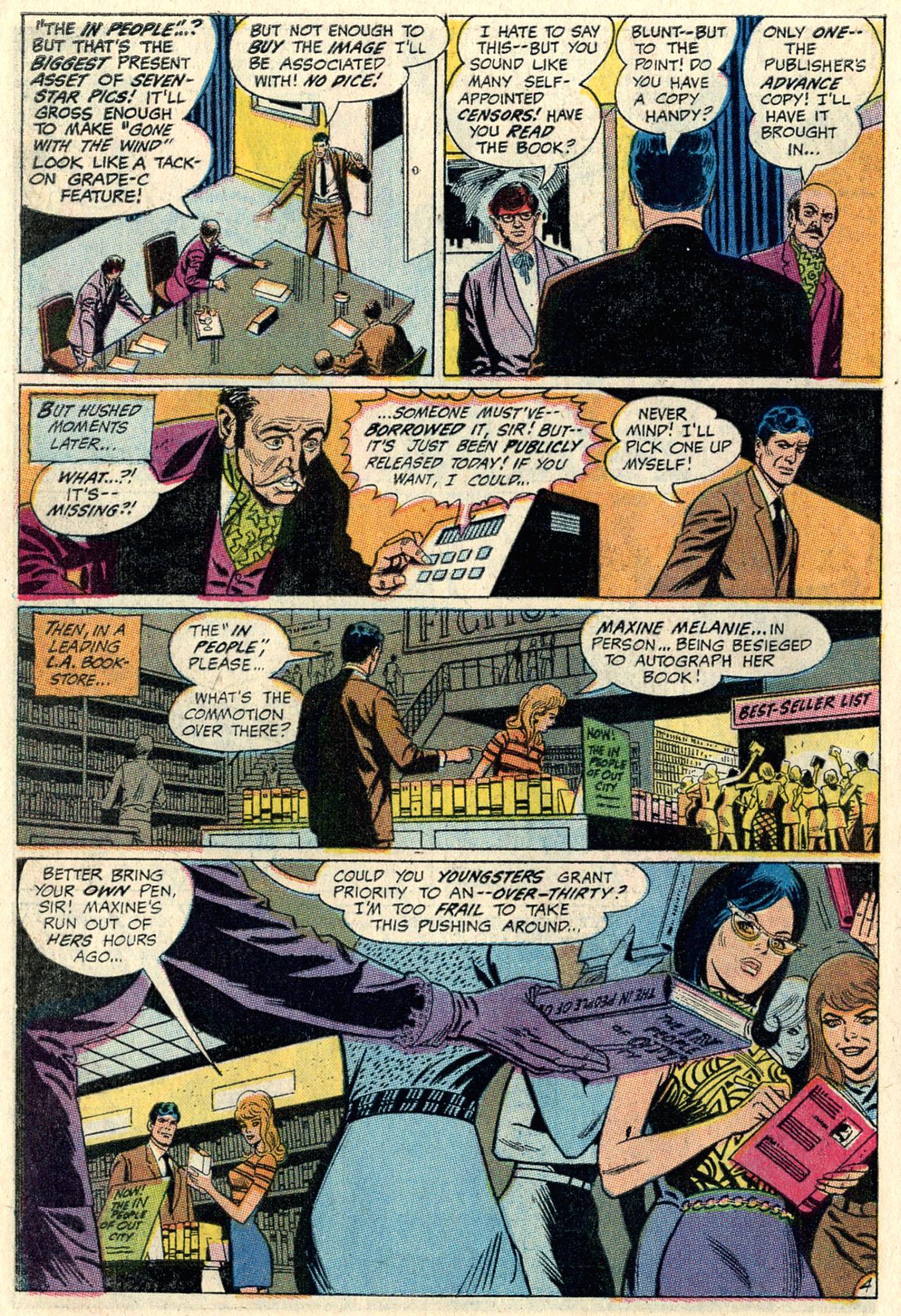 Detective Comics (1937) 398 Page 5