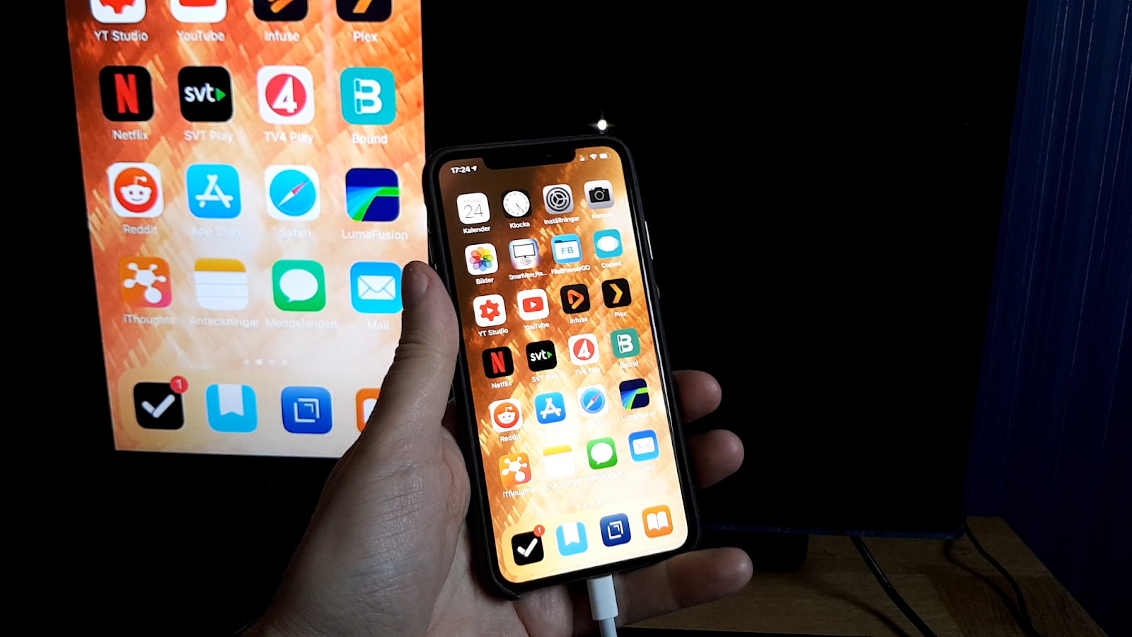How to connect iPhone to a TV with Apple's HDMI to Lightning Adapter