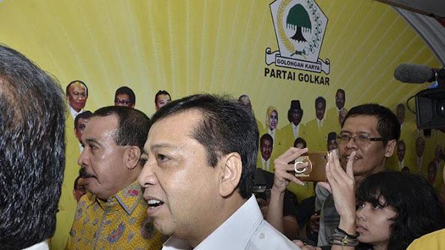 Setya Novanto Akan Minta Perlindungan Jokowi Jika Dipanggil KPK