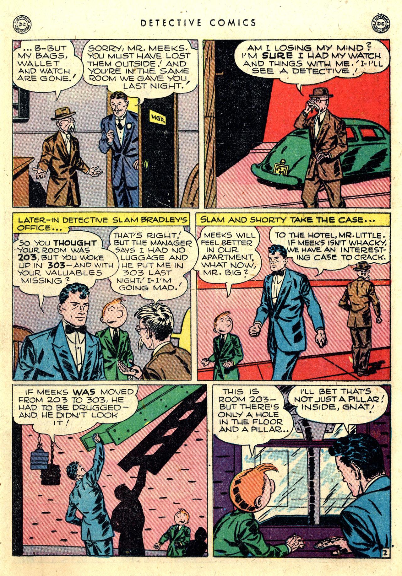 Read online Detective Comics (1937) comic -  Issue #112 - 25