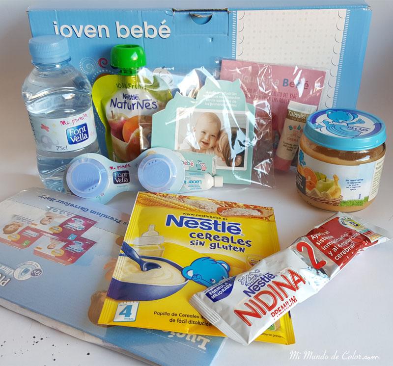 muestras gratis para bebes