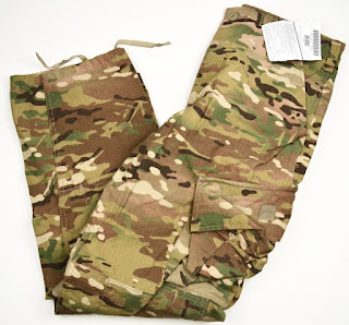 NEW USGI ARMY MULTICAM UNIFORM FLAME RESISTANT FR OCP PANTS