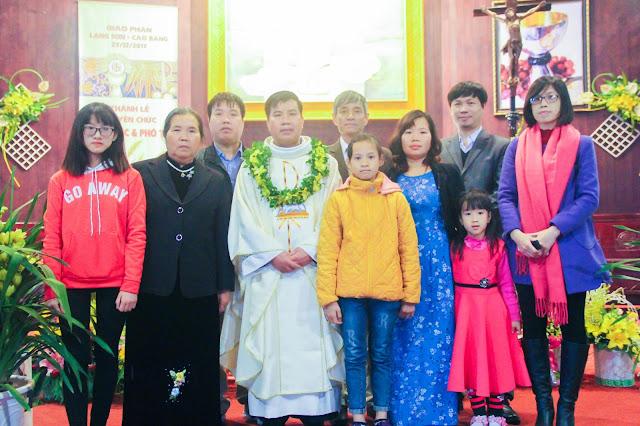 Lễ truyền chức Phó tế và Linh mục tại Giáo phận Lạng Sơn Cao Bằng 27.12.2017 - Ảnh minh hoạ 235
