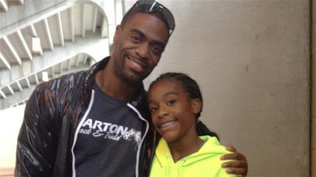 American Olympic star Tyson Gay's daughter killed in crossfire in Kentucky