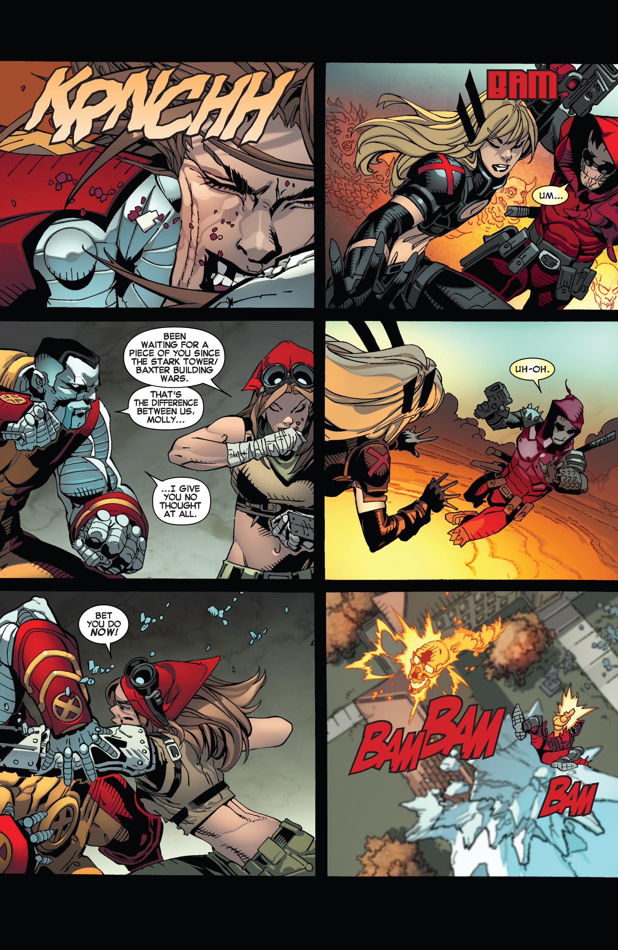 Read online Uncanny X-Men (2013) comic -  Issue #13 - 9