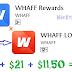 Payment Proof kali ke 3, 4 dan 5 Dari WHAFF !!