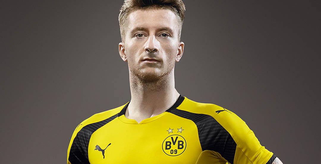 borussia dortmund 16 17 champions league trikot. Black Bedroom Furniture Sets. Home Design Ideas