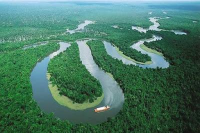 Amazon Nehri Hakkında Kısa Bilgi