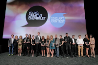 Young Creative Chevrolet 2012