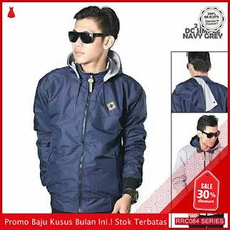 RRC084J41 Jaket Simple Cowok Bb Only Dc Simple BMGShop