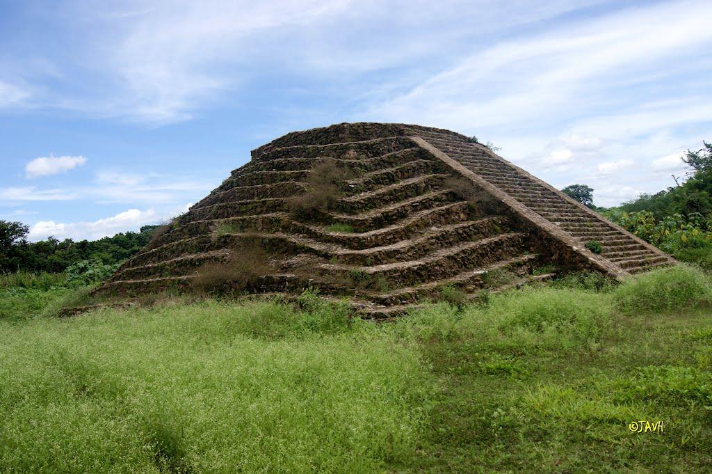 Zona Arqueológica Tecoaque Tlaxcala