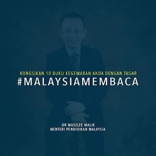 #MalaysiaMembaca