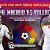 PREDIKSI BOLA: Real Madrid vs Valencia