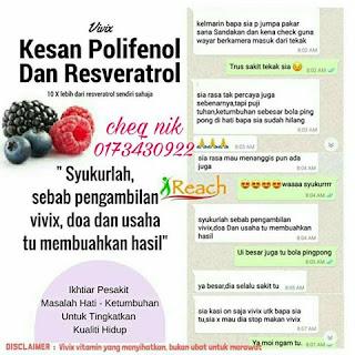 kesan polifenol dan resveratrol