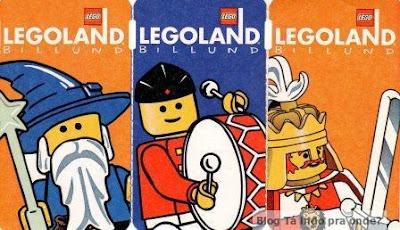 ingresso Legoland