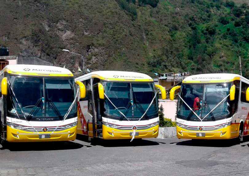 Cooperativa Transportes Baños