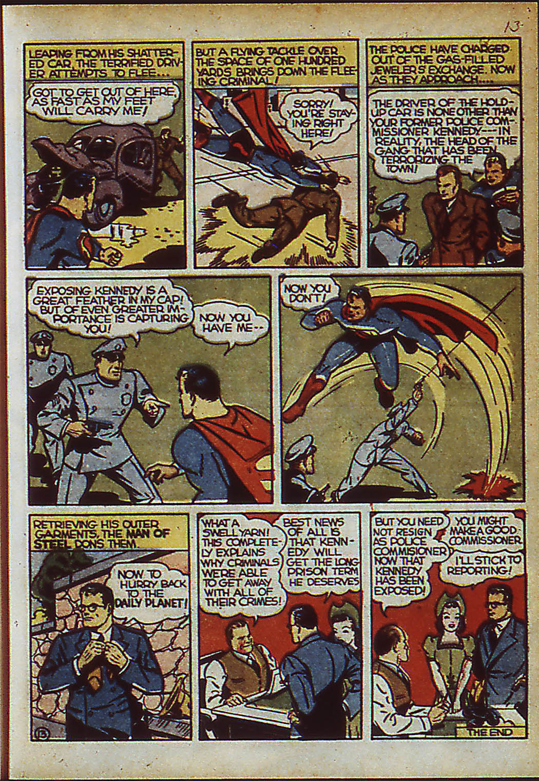 Read online Action Comics (1938) comic -  Issue #37 - 15