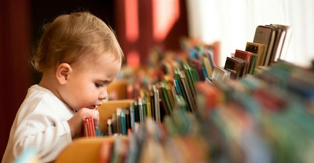 tips memilih buku bayi