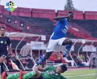Persib Bandung Kalah 0-1 dari PSMS Medan