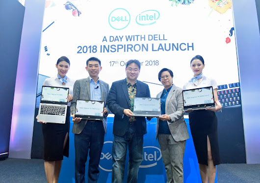 ♥Miriam MerryGoRound♥: Dell Unveils New Inspiron Laptops and 2-in-1s for Power Seeking and Content-Loving Users