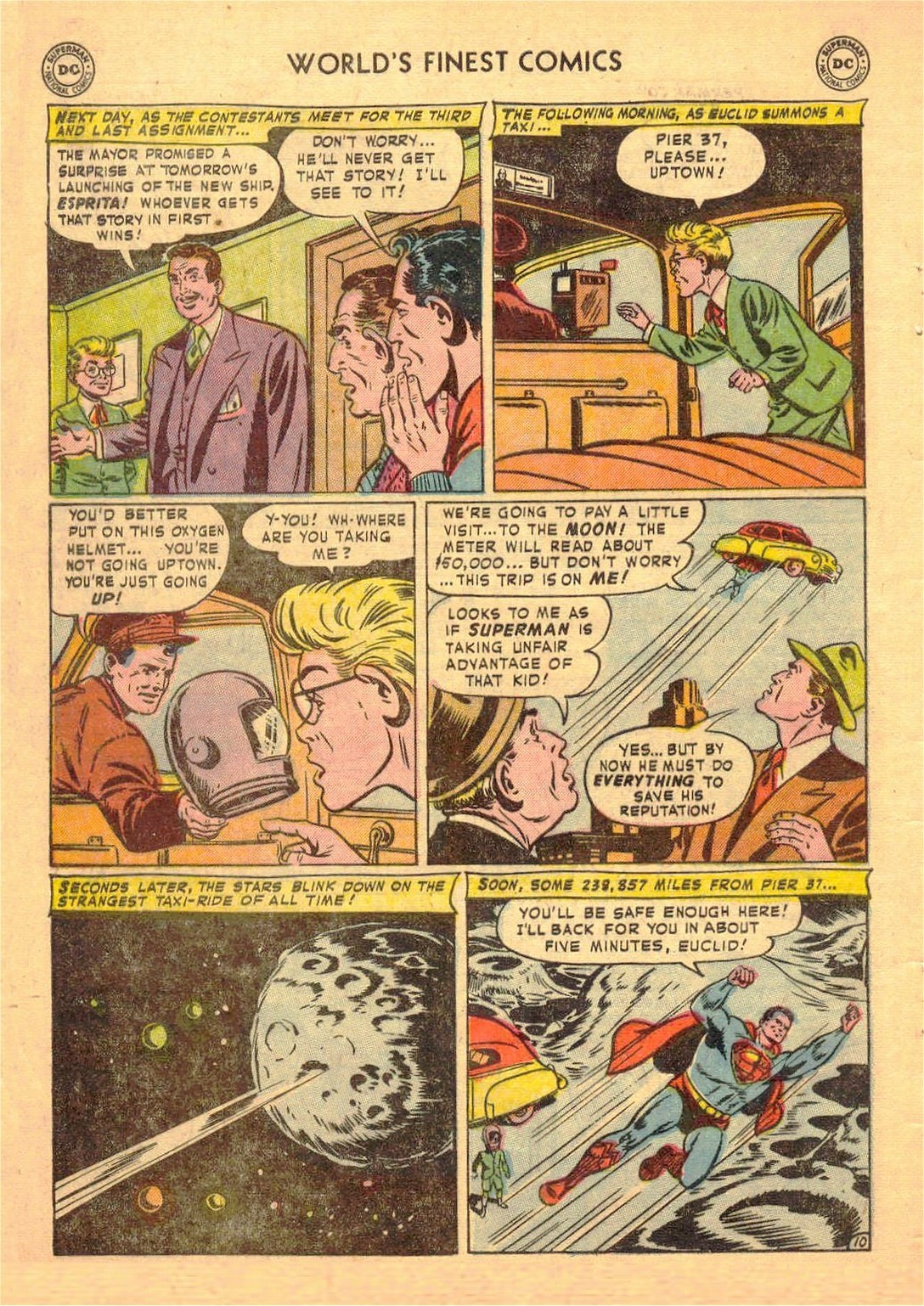 Read online World's Finest Comics comic -  Issue #58 - 12