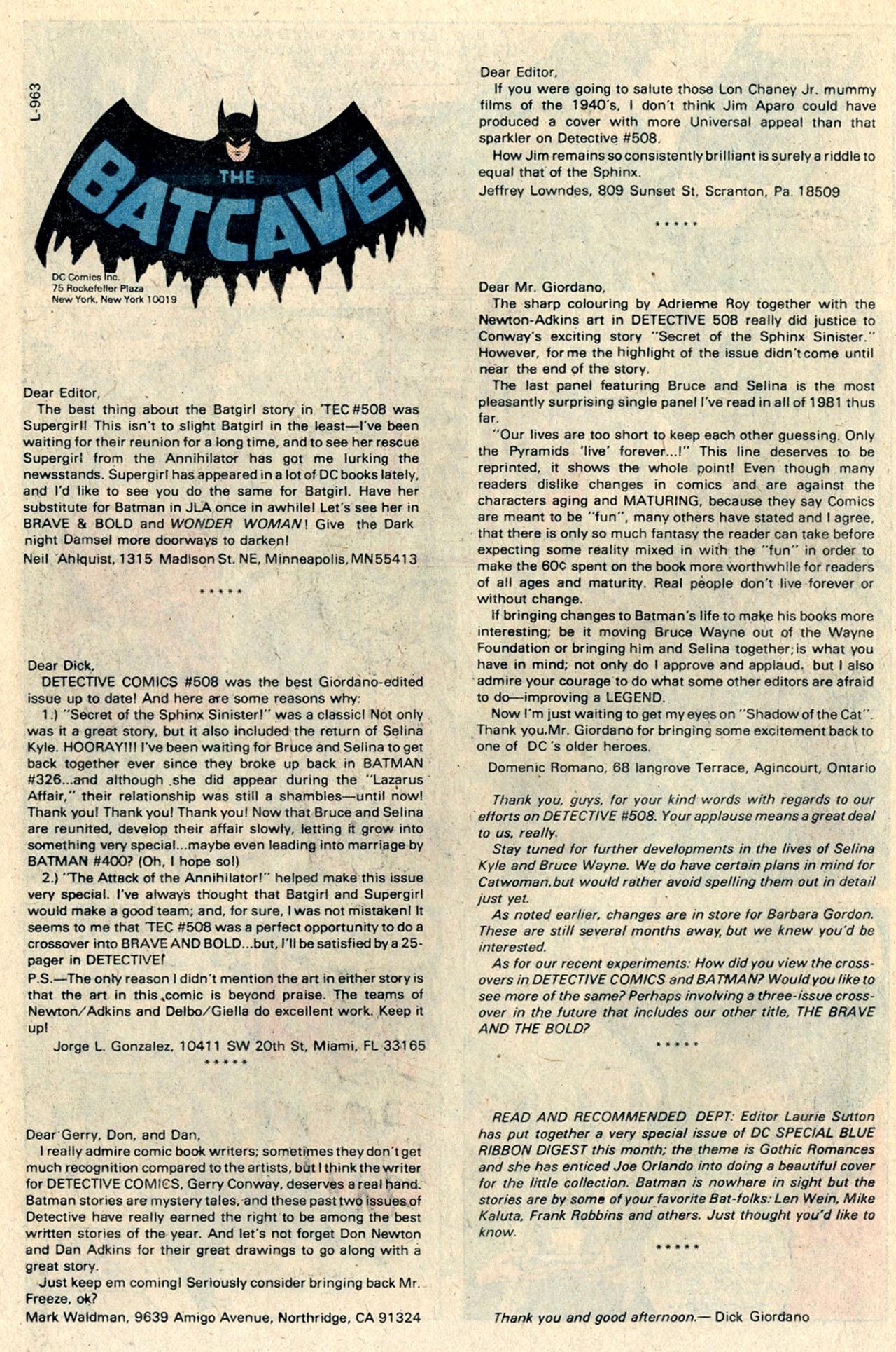 Detective Comics (1937) 513 Page 25