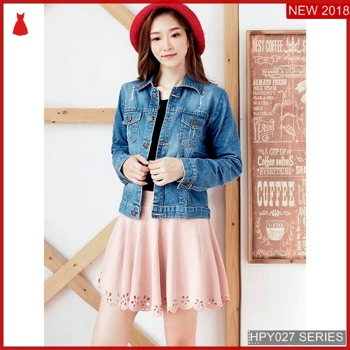 HPY027J133 Jaket Jeans Anak Vita Murah BMGShop