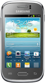Firmware Samsung Galaxy young S6310