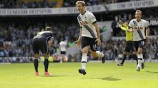 Liga Inggris : Tottenham Hotspur vs Cardiff City 1-0 Full Time