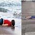 Mindkét gyermek a migráció áldozata! Ám mégis van egy hatalmas, gyomorforgató különbség!