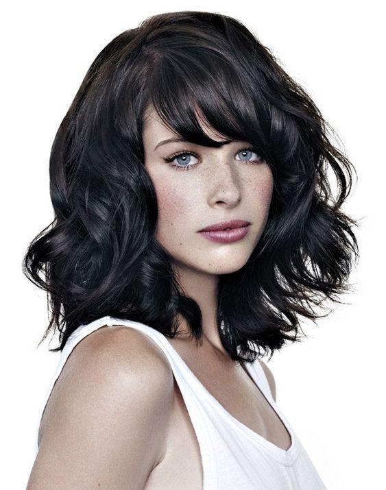 Medium Hair - Wavy Haircut Image 2