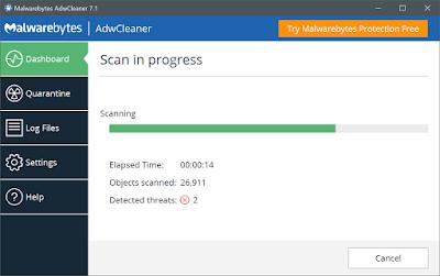 تحميل  AdwCleaner 7.2.4.0