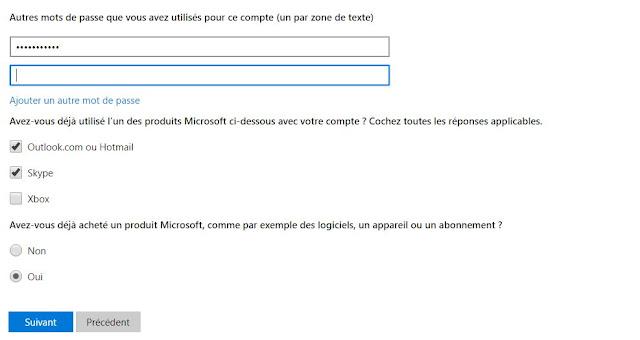 طريقة إستعادة حساب هوتميل   استعادة كلمة سر Hotmail