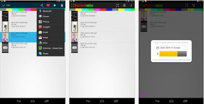 yang sanggup dipakai untuk menciptakan tutorial video 3 Aplikasi Perekam Layar Android dan PC, Terbaik!