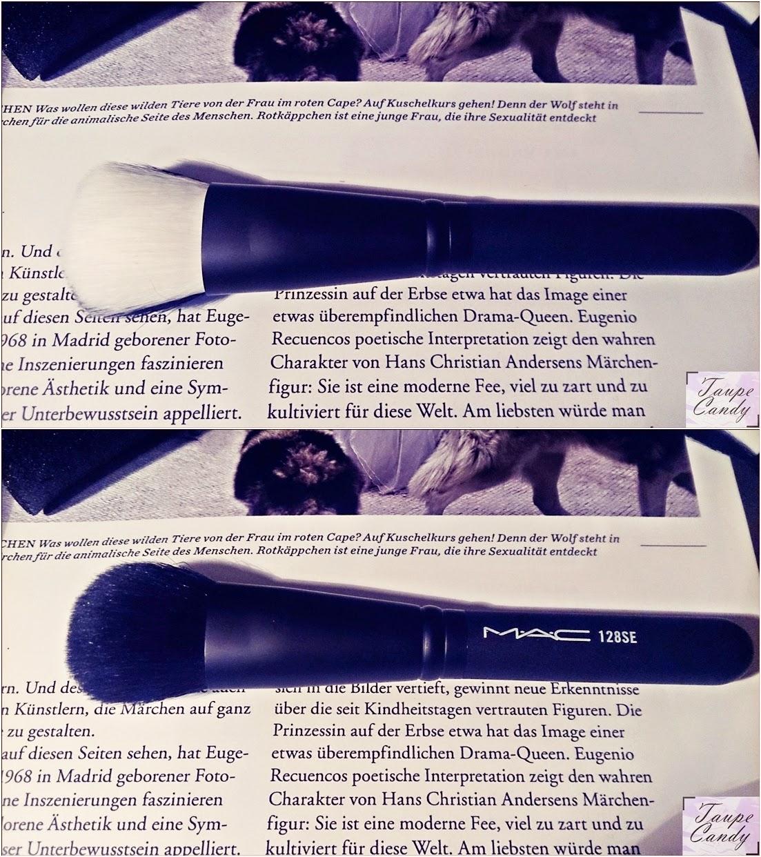MAC In extra dimension brush kit