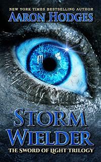 Storm Wielder by Aaron Hodges