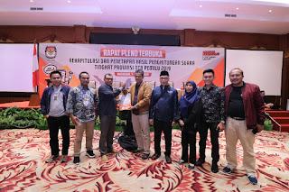 KPU NTB Sukses Tuntaskan Pleno Rekapitulasi Suara Pemilu 17 April 2019