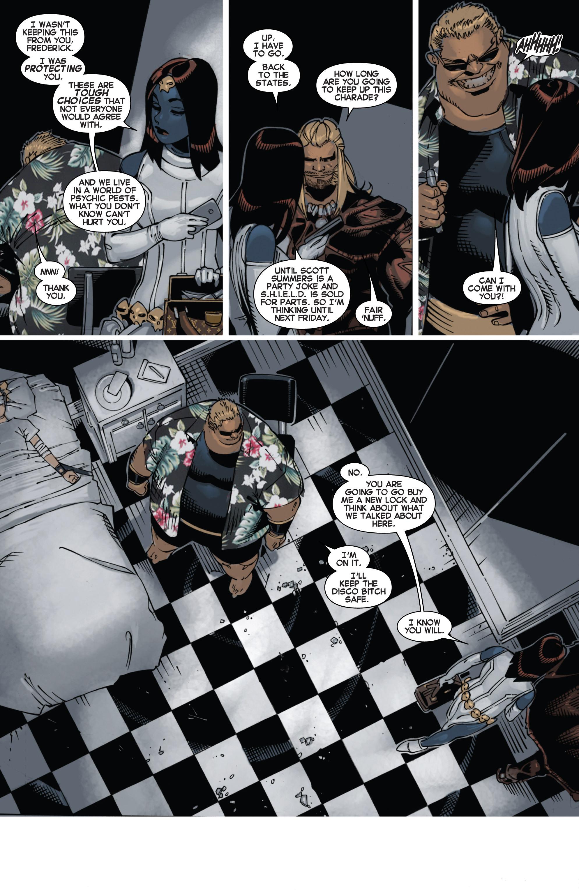 Read online Uncanny X-Men (2013) comic -  Issue # _TPB 4 - vs. S.H.I.E.L.D - 32