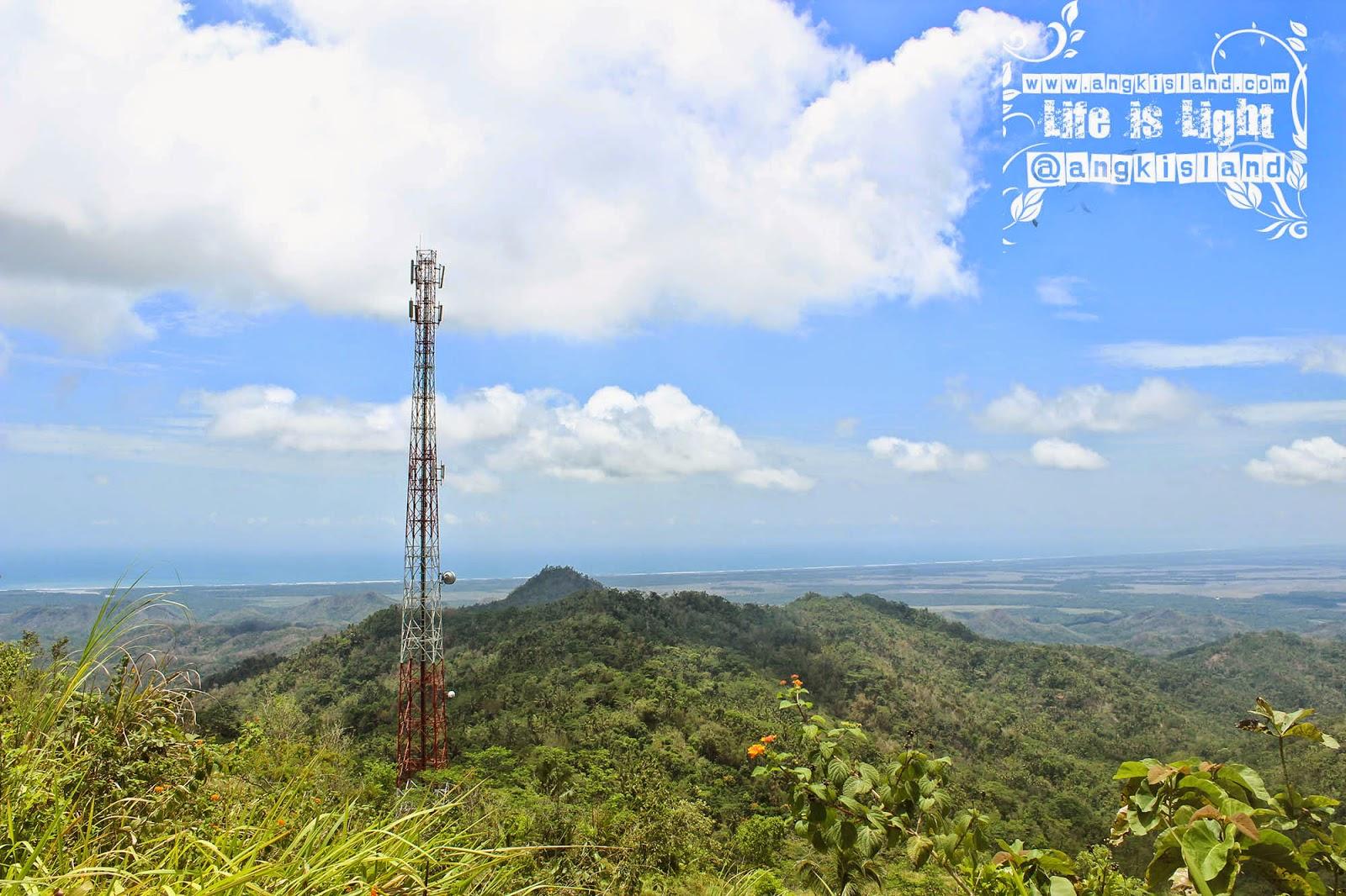 tower gunung Ijo