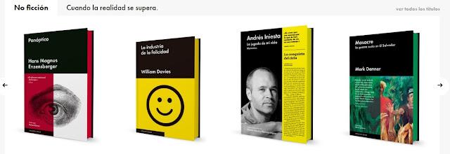 Un análisis de la editorial Malpaso y sus libros
