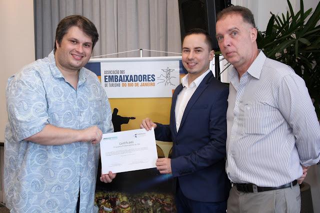 Novos Embaixadores para a cidade do Rio de Janeiro 14