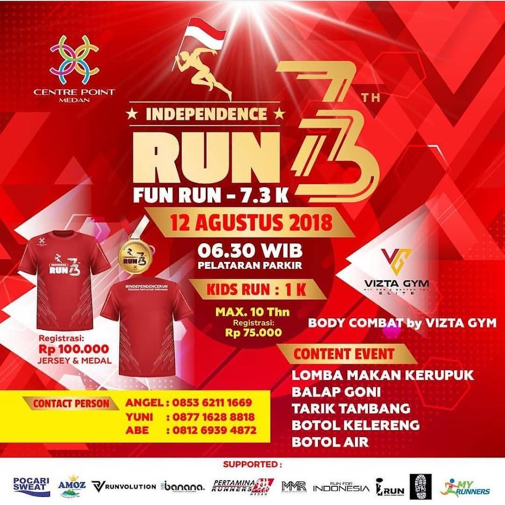 Independence Fun Run • 2018