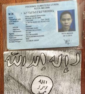 Kronologi bom bunuh diri di Gereja Katolik Stasi Santo Yosep Medan