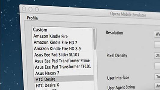 تشغيل أوبرا ميني على الكمبيوتر