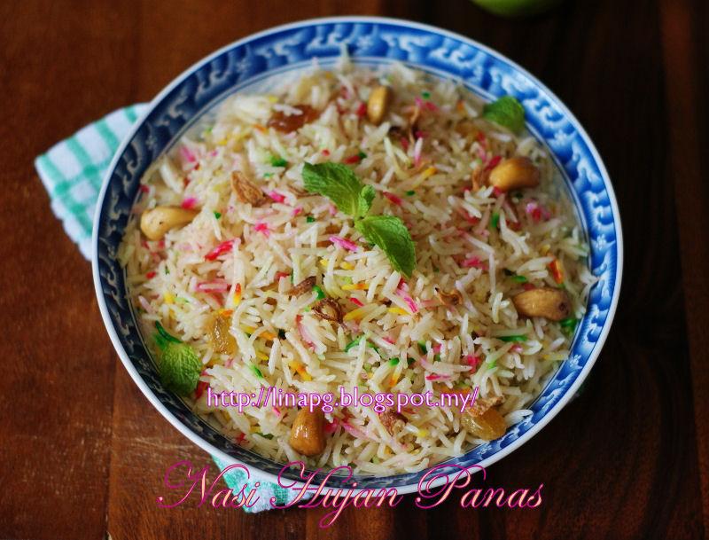 Resepi Nasi Lina Pg Minyak Sedap Hujan Panas Mudah Dan