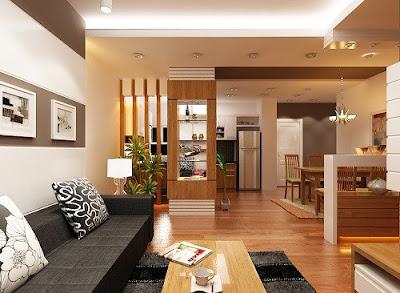 Phòng mẫu căn hộ mini Đào Tấn - Ba Đình