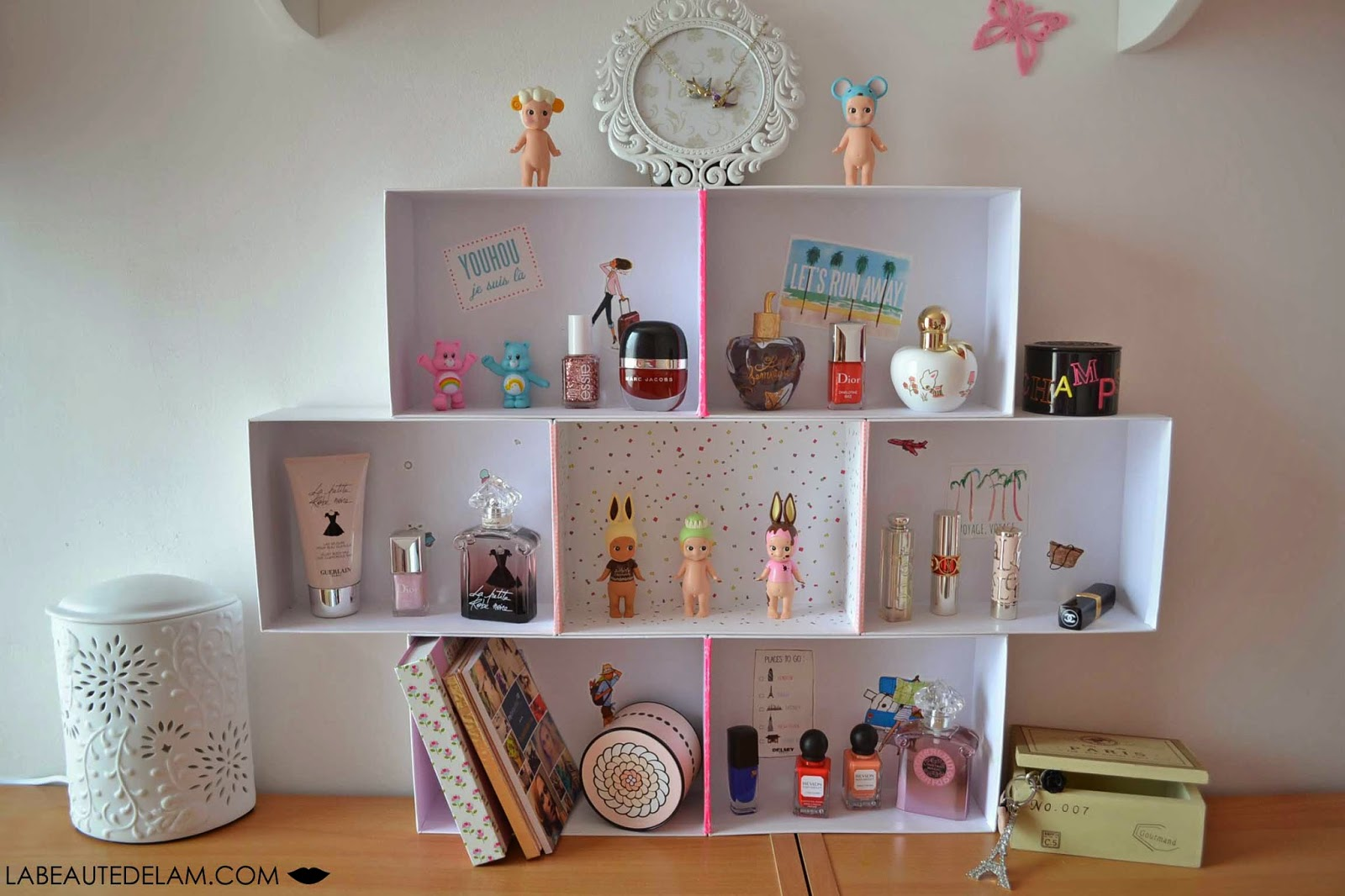 la beaut de l m blog beaut bien tre culture et gourmandise diy recyclez vos box beaut. Black Bedroom Furniture Sets. Home Design Ideas